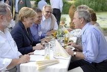 Adler für den ehemaligen Präsidenten der USA