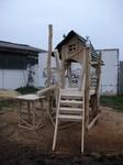 Ein Kinderhaus aus Holz ist der Traum von Ihnen oder Ihrem Kind?